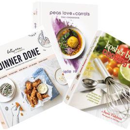 Artscroll Cookbooks