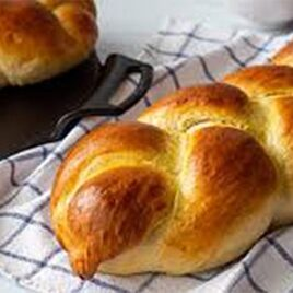 Fresh Baked Challahs